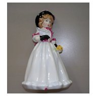"Royal Doulton Figurine ""Sharon""  HN 3047   perfect"
