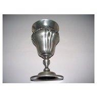 Antique Derby Silverplate Co. Art Nouveau Grape Wine Goblet ca.1900