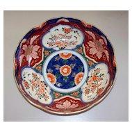Antique Large Japanese Imari Bowl Late Edo/Early Meiji