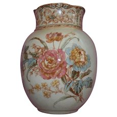 """Antique Doulton Burslem """" Beverly""""  Vase"""