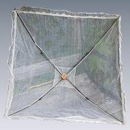 Antique Gauze Cover Umbrella for dolls decor