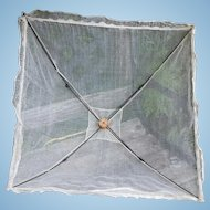 Antique Gauze Cover Umbrella for dolls decor