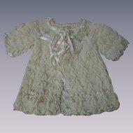 Superb All Original 1940's Wool Silk Sweater