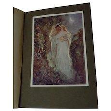 Rare Antique Book The Music Lovers Gift  Hodder Stoughton 24 Colour Plates