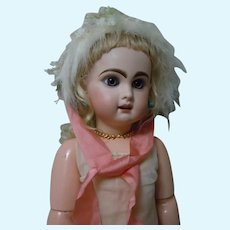"""Charming Doll Hat for 19"""" to 21"""" antique French Bebe doll"""
