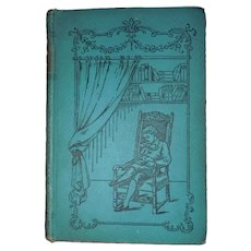 Antique Book Mopsa The Fairy by Jean Ingelow Early 1900