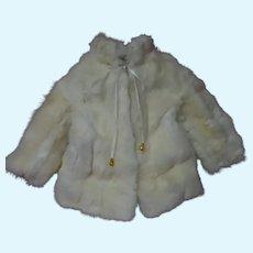 Gorgeous Coat for french Bebe Jumeau Steiner Bru Eden antique doll