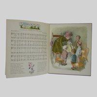 Favorite Hymns for Children by Karl Schulte Grosset & Dunlap 1942 Book
