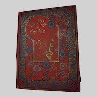 La Fee des Greves by Paul Feval  Huge 19th Century Rare Book