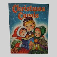 Christmas Carols by Karl Schulte  1938  Lyrics and Music Book