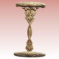 Antique Art Nouveau Brooch - Very Unusual