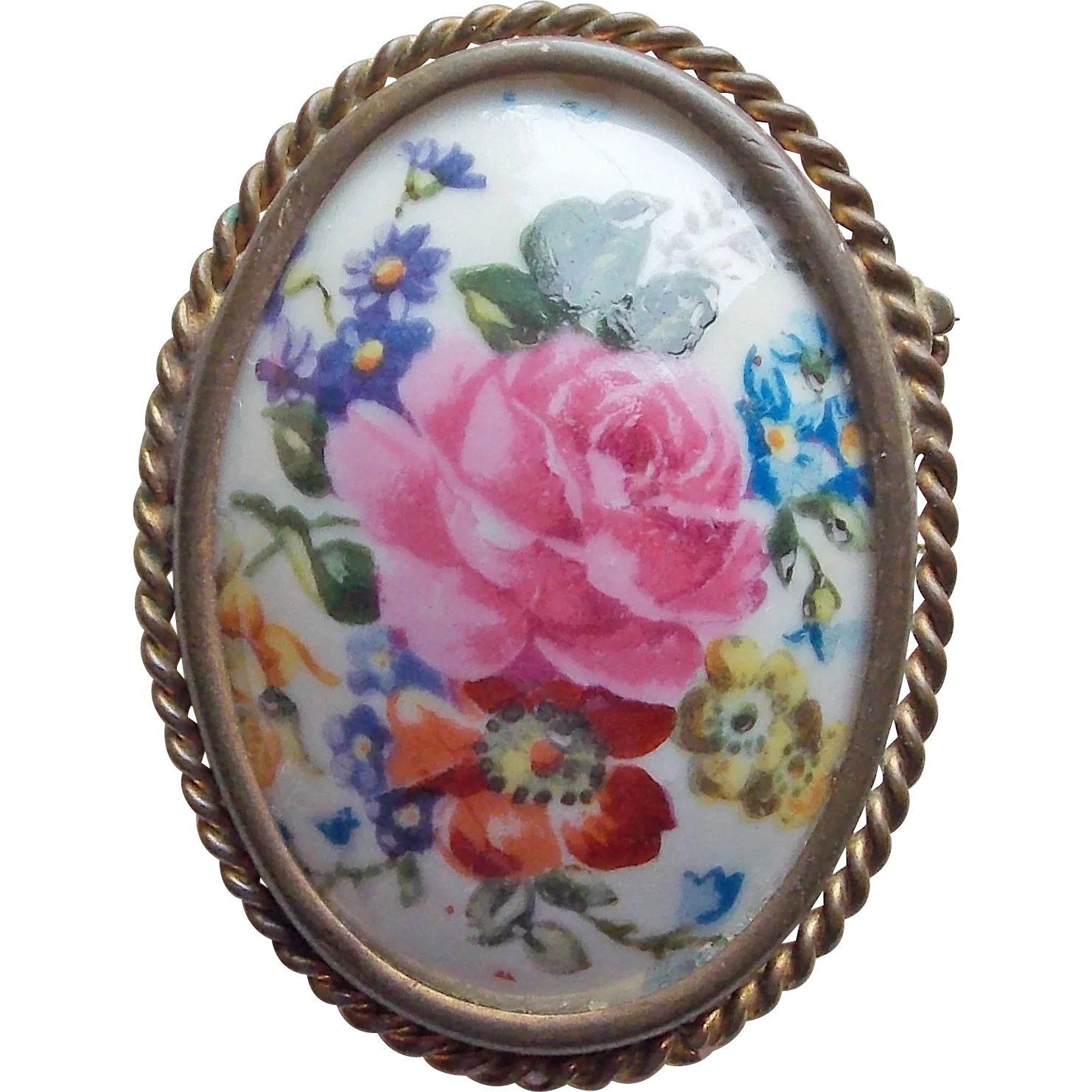 Tiffany & Co. Box Limoges France Villandry Porcelain Round ... |Limoges Jewelry