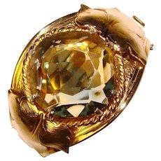 Fabulous SARAH COVENTRY Versailles Hinged Bracelet