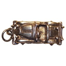 Sterling SPORTS CAR Vintage Charm