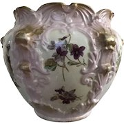Antique Burroughs and Mountford Jardiniere