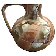 Vintage Royal Haegar Ceramic Art Pottery Pitcher Vase