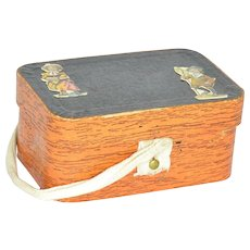 'Paris Chic' Box For Your Doll, Ca. 1910, Ex