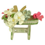 Ceramic Flower Box for Doll's House