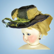 Antique Hat for French Fashion, A/O