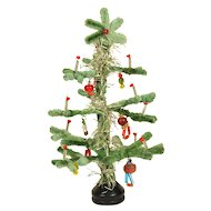 """Christmas Tree for Doll's House, 5 1/8"""" tall"""