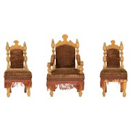 Set of Chairs by Gebruder Schneegas, ca. 1865
