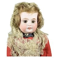 "German Belton Doll, 12"" tall, A/O"
