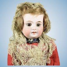 "German Belton Doll, 12"" tall, A/O"
