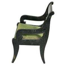 German Doll House Arm Chair