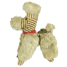 1950's Poodle Dog for your Doll