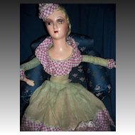 """28"""" Boudoir Bed Doll Original outfit Free P&I US buyers"""