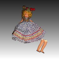 Rare Jointed Nancy Ann SB doll Free P&I US BUYERS