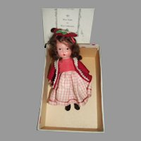 Nancy Ann Story Book Doll One Two Free P&I US Buyers