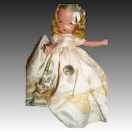 Bisque Nancy Ann Story Book Doll Beauty Free P&I US BUYERS