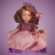 185 Socket Nancy Ann Storybook September Girl Doll Free P&I US Buyers