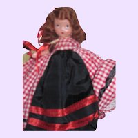 Nancy Ann Storybook doll 185 Saturdays Child Free P&I US BUYERS
