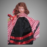 Nancy Ann Storybook doll 185 Saturdays Child Free P&I US BUYERS
