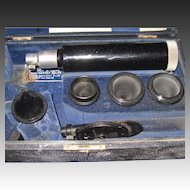 Vintage Bausch Optical Equiptment Free P&I US Buyers