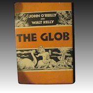 1952 Illus Walt Kelly by Riley The Glob DJ Free P&I US Buyers