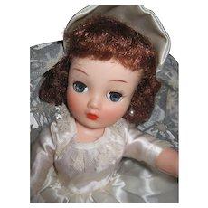 "Vintge Redhead Horsman 18"" Bride doll Free P&I US Buyers"