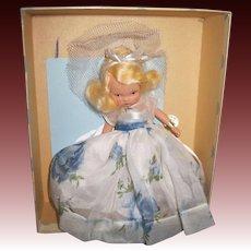 No 91 JL Beautiful Summer Nancy Ann Story Book Doll wbox Free P&I US Buyers
