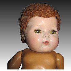"12"" American Character Tiny Tears Doll TLC Free P&I US Buyers"