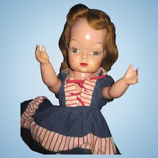 Plastic Mary Jane Doll Like Terri Lee E Free &I US Buyers