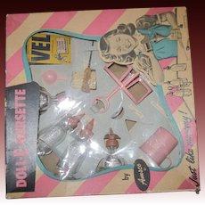 Doll E Nursette Box  Set For Dy Dee Doll & Friends Free P&I US Buyers