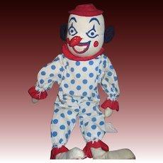 "BBF 60""s Burger Boy Food-O-Roma Advertising Clown Free P&I US Buyers!"