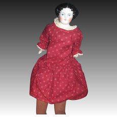 "14"" Wonderful China doll Dolly Style Free P&I US Buyers"