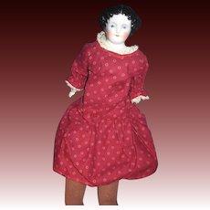 """14"""" Wonderful China doll Dolly Style Free P&I US Buyers"""