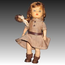 MUFFIE SLW Redhead  Story book  Doll Free P&I US Buyers