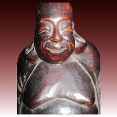 Awesome Asian Carved Budda Free P&I US Buyers