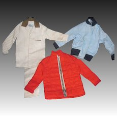 Ken doll PJ's & Jackets   Free P&I US Buyers