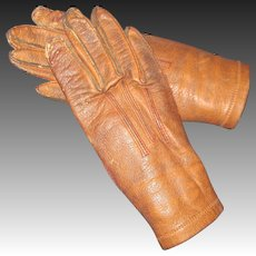 Antique Luken Leather Glovers for Bisqye or China Dolls Free P&I US Buyers